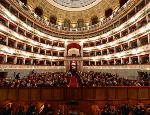 Opera theatre in Tuscany: restoration, new facilities, and study programs