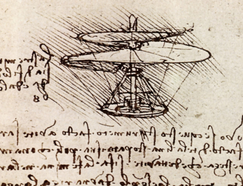 Beijing – Lecture on Leonardo Da Vinci's dream of flight
