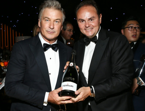 """Ferrari Trento is the """"Sparkling Wine Producer of the Year"""""""