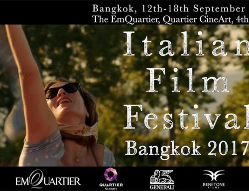 Bangkok: Italian Film Festival 2017