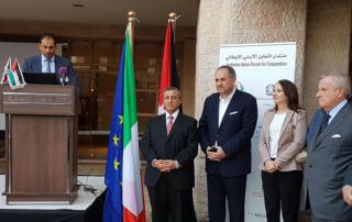 Jordanian Italian Forum for Cooperation