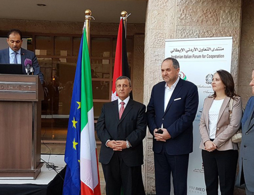 The Jordanian Italian Forum for Cooperation (JIFCO) is founded