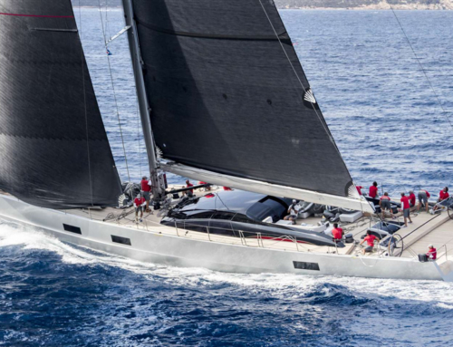 The 28th Maxi Yacht Rolex Cup has ended