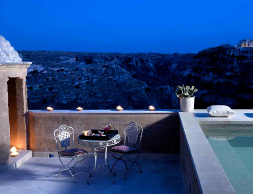 Palazzo Gattini: a 5 star resort in Matera's Unesco World Heritage Site