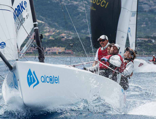 Porto Cervo: Audi J/70 World Championship starts today
