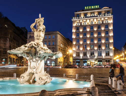 Sina Bernini Bristol: elegance and hospitality in the Eternal City since 1874
