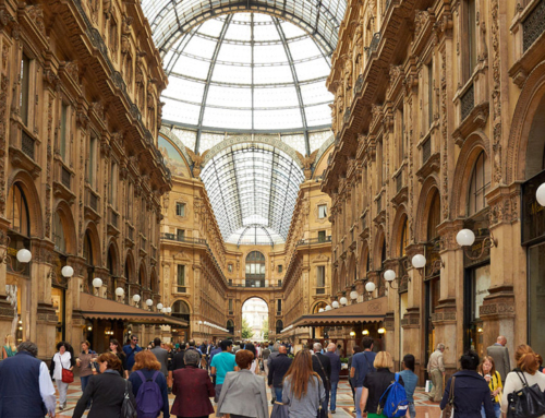 Italy: consumer and business confidence are rising