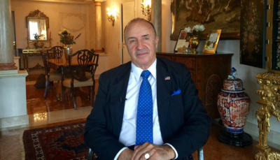 Interview with Guido George Lombardi