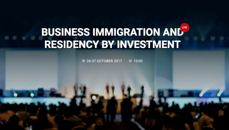 IELP - Business Immigration and Residency by Investment