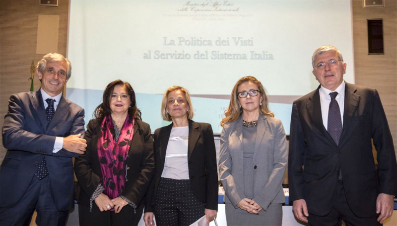 Conference Visa policy at the service of the Italy System