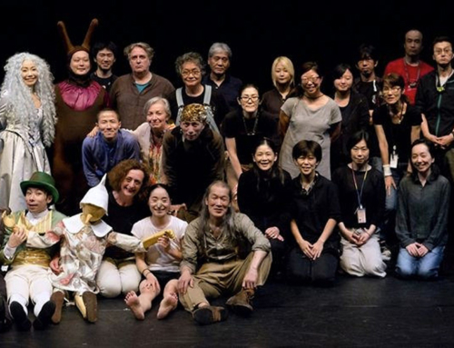 Pinocchio goes to Japan: The play by Teresa Ludovico will be on tour in 2018