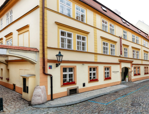 Hotel in Prague, first international notarial telematic auction.
