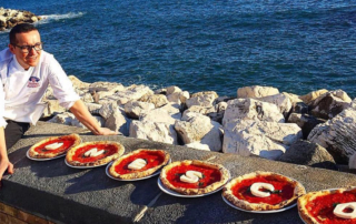 Italian pizza making gained UNESCO status