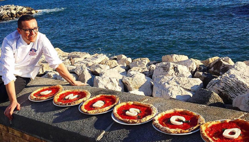 Italian pizza making gained UNESCO status