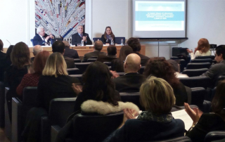 Investor Visa Italy conference at Foreign Press Association in Italy