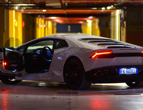 GTrent: travel on the car of your dreams, from the heart of Italy to Europe.