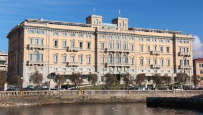 SC 003 A Luxury and historic five-star hotel in Livorno