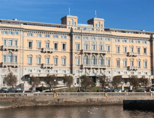 A luxury and historic five-star hotel in Livorno