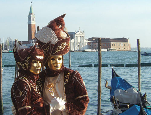 Carnival in Italy: the right moment to explore the country.