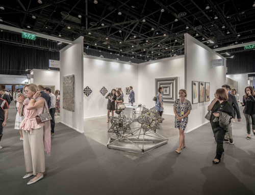 Art Dubai. One of the leading events of the cultural capital of the Middle East