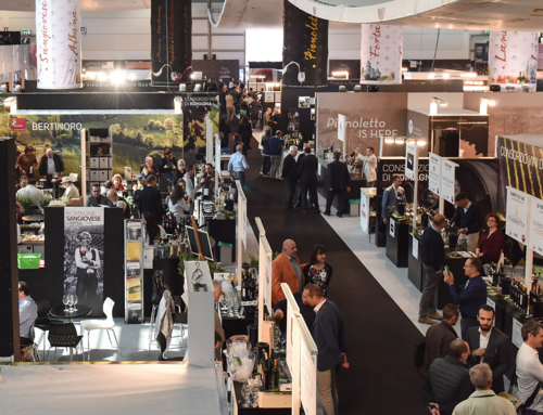 Vinitaly 2018: starting 13 April Verona will be the world's wine capital