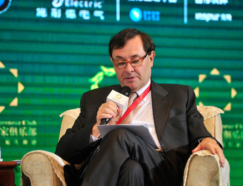 Sergio Bertasi: Intesa Sanpaolo Beijing representative on China-Italy investments and banking