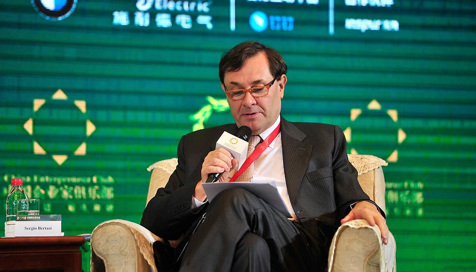 Sergio Bertasi on China-Italy investments and banking