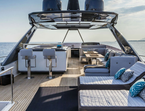 One of Italy's leading events for the high-end yachting sector