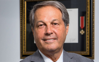 Brando Ballerini, Italian Houston Chamber of Commerce President