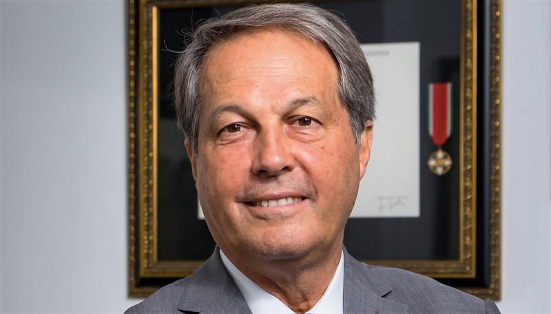Brando Ballerini, Italian Houston Chamber of Commerce President