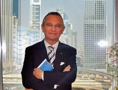 Mauro Marzocchi: Italian Dubai Chamber Secretary General on Italy-UAE investments and trade