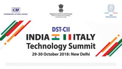 India-Italy Technology Summit