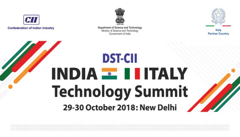 India-Italy Technology Summit