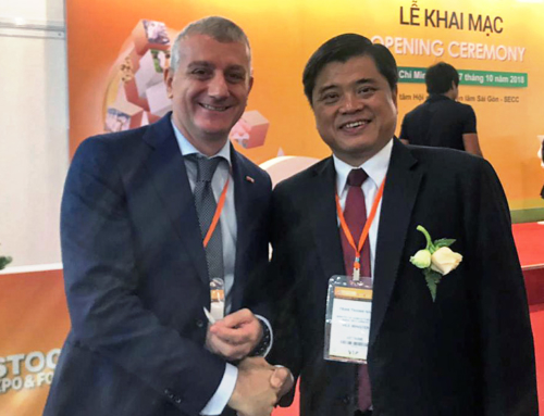 Michele D'Ercole: Vietnam and Italy, an opportunity-rich partnership for investors and companies