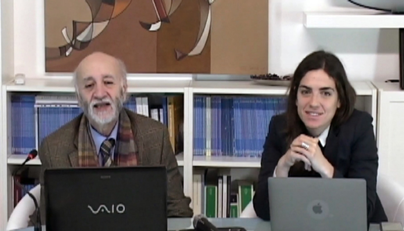 Investing in Italy: a web conference explaining why and how to Middle-Eastern and Asian investors and patrons