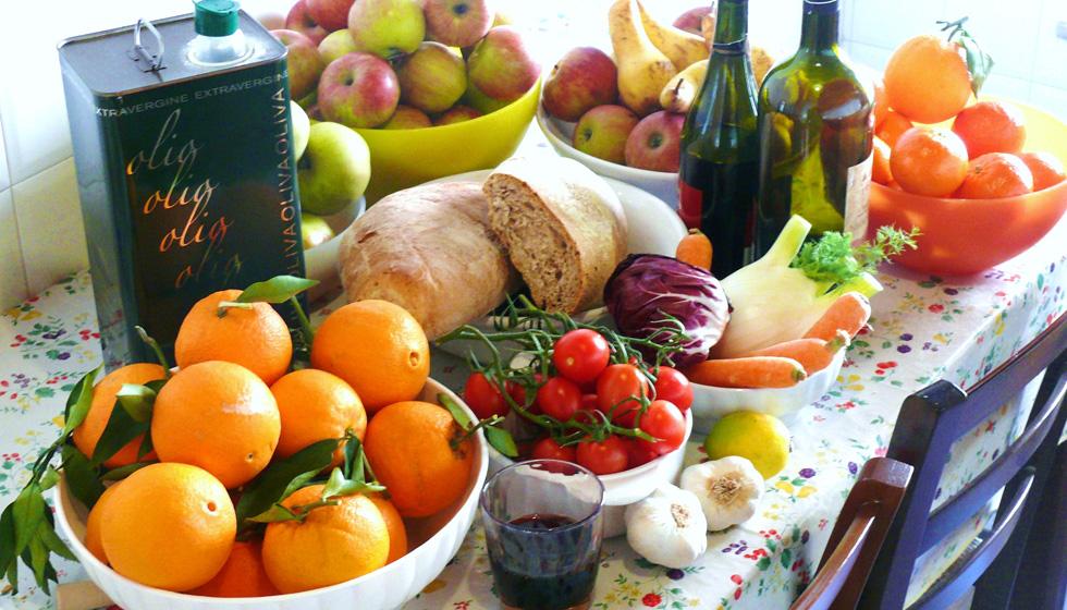 diet eating italian foods