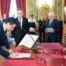 Italy's new government sworn-in following a new pro-EU coalition