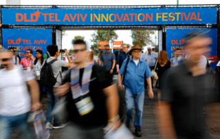 Italian start-ups land in Israel to attend one of the biggest events on technological innovation.
