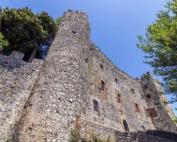 A beautiful castle near Rome for sale