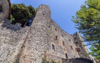 A beautiful castle near Rome for sale