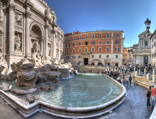 A four-star hotel located in the centre of Rome, just 200 metres from Via Veneto