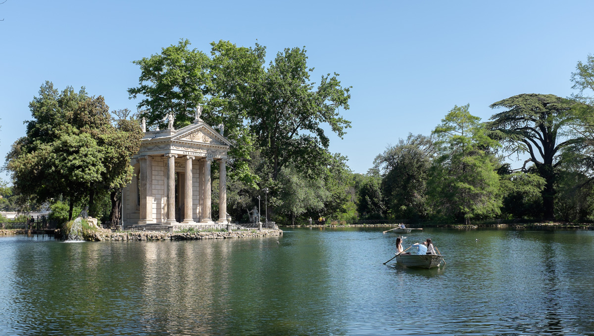 I13-23 - Rome: a luxurious 5-star retreat in the middle of the eternal city