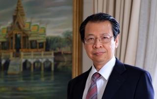 H.E. Mr Chirdchu Raktabut, Ambassador of the Kingdom of Thailand to the Italian Republic