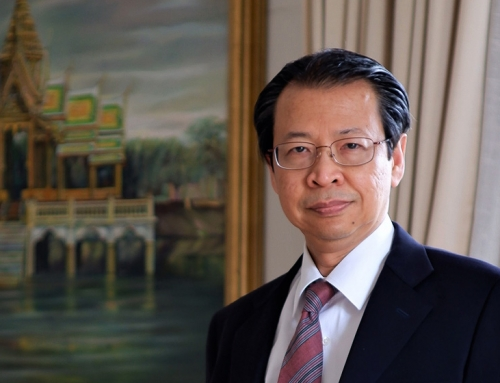 """Chirdchu Raktabutr, Thai Ambassador to Italy: constant collaboration between the two countries """"a testament to our long-standing and cordial relations"""""""