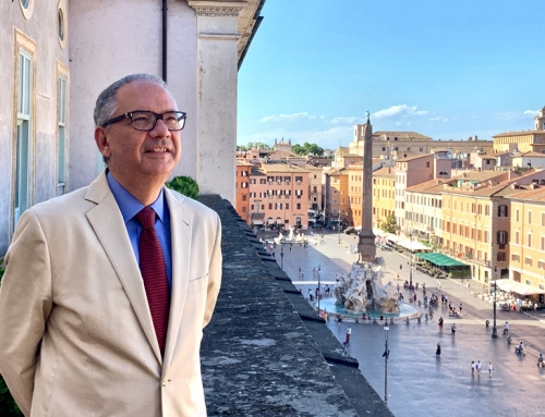 Helio Ramos, Brazil Ambassador to Italy: Italy and Brazil share a history built on common values and limitless potential for further economic cooperation
