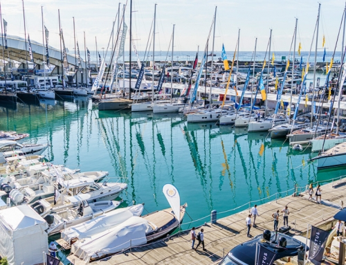 Trade fairs can thrive during the pandemic: a review of the Genoa International Boat Show